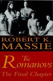 image of The Romanovs: The Final Chapter