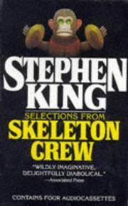 image of Skeleton Crew: Selections (Penguin audiobooks)