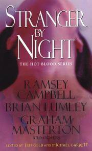 Stranger By Night (The Hot Blood Series)