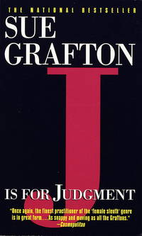 J Is for Judgment (A Kinsey Millhone Mystery) by  Sue Grafton - Paperback - Fourth Printing - 1994 - from Second Chance Books & Comics (SKU: 456717)