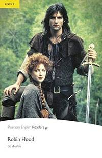 L2: Robin Hood Book & MP3 Pack (Pearson English Readers, Level 2)