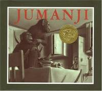 Jamanji by Chis Van Allsburg - 19 by 11 1/4 by 1/4 - 1981 - from Peter Christos (SKU: 243)