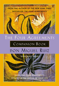 image of THE FOUR AGREEMENTS COMPANION BOOK
