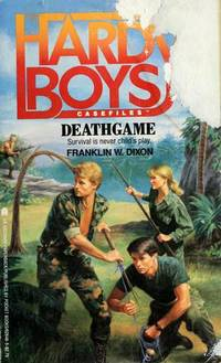 Deathgame (Hardy Boys Casefiles, Case 7)