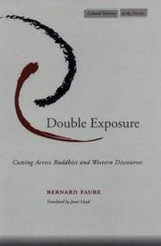 Double Exposure Cutting Across Buddhist and Western Discourses (Cultural Memory in the Present)