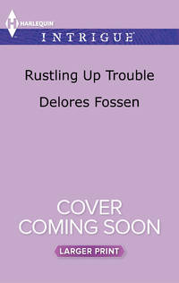 Rustling Up Trouble: Sweetwater Ranch (Large Print)