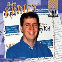 Jeff Kinney (Checkerboard Biography Library: Children's Authors (Library))