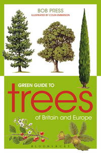 Green Guide to Trees Of Britain And Europe (Green Guides) by  Colin Emberson  Bob Press - Paperback - 2001-01-01 - from academybooks and Biblio.com