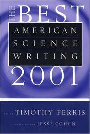 The Best American Science Writing 2001 (Best American Science Writing)