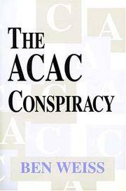 The ACAC Conspiracy