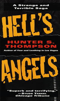 Hell's Angels by  Hunter S Thompson - Paperback - 1985 - from MAB Books (SKU: 332399)