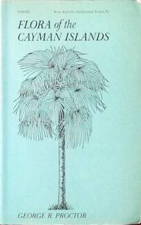 image of Flora of the Cayman Islands (Kew bulletin additional series)