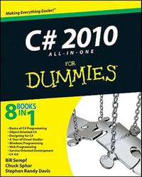 C# 2010 All-in-One For Dummies (For Dummies (Computers))
