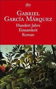 image of Hundert Jahre Einsamkeit (German Edition)