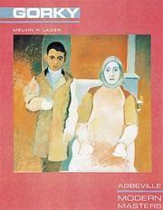 Arshile Gorky (Modern Masters Series)