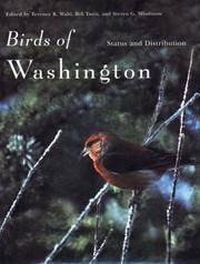Birds of Washington: Status and Distribution.