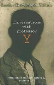 Conversations With Professor Y