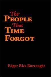 image of The People That Time Forgot