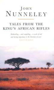 TALES FROM THE KING'S AFRICAN RIFLES