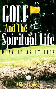 Golf and the Spiritual Life