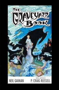 The Graveyard Book Graphic Novel: Slipcased Signed Limited Edition #1292/1600