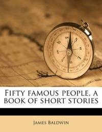 image of Fifty famous people, a book of short stories