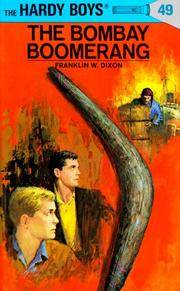 The Bombay Boomerang - The Hardy Boys 49