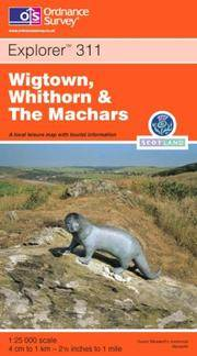 image of Wigtown, Whithorn and the Machars (Explorer Maps)