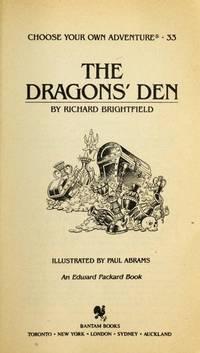 Dragon's Den - Choose Your Own Adventure 33
