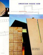 American House Now (contemporary architectural directions)