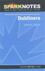 image of Dubliners (SparkNotes Literature Guide) (SparkNotes Literature Guide Series)