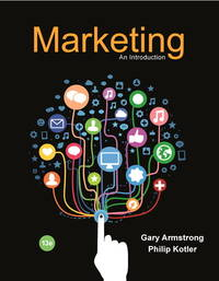 image of Marketing An Introduction by Armstrong and Kotler
