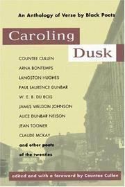 Caroling Dusk
