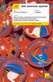 Latin American Spanish (Teach Yourself Complete Courses)