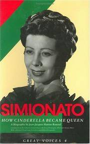 Giulietta Simionato How Cinderella Became Queen