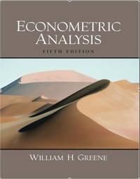 image of Econometric Analysis (International Edition)