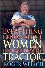 Everything I Know About Women I Learned My Tractor