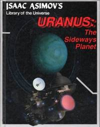 image of Uranus, the sideways planet (Isaac Asimov's library of the universe)
