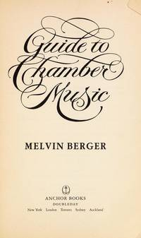 image of Guide to Chamber Music