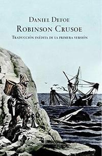 image of Robinson Crusoe (edición ilustrada) (Grandes Clásicos) (Spanish Edition)