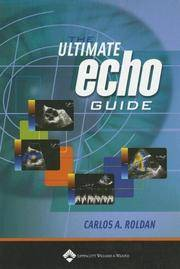 THE ULTIMATE ECHO GUIDE (HB)