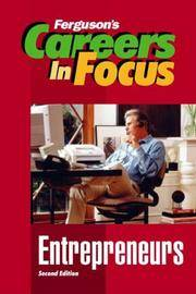 Entrepreneurs (Careers in Focus)