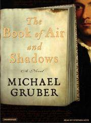 image of The Book of Air and Shadows: A Novel