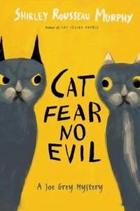 Cat Fear No Evil: A Joe Grey Mystery (Murphy, Shirley Rousseau)