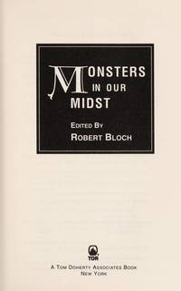 Monsters In Our Midst