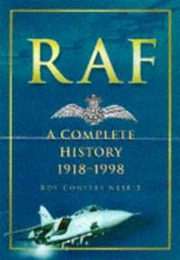 RAF: An Illustrated History from 1918 [Hardcover] Nesbit, Roy Conyers