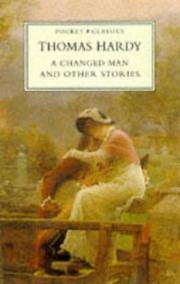 A Changed Man (Pocket Classics) by Thomas Hardy - Paperback - 1984-07-25 - from Ergodebooks and Biblio.com