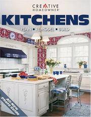 Kitchens: Plan, Remodel, Build by Editors of Creative Homeowner - Paperback - 3rd Printing - 2002 - from after-words bookstore and Biblio.com