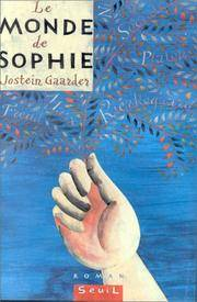 Le monde de Sophie (French Edition)