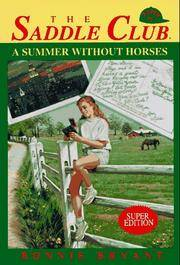 Summer Without Horses